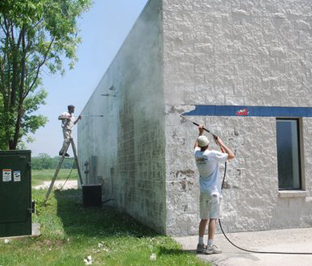 Two Commercial Painters in Detroit, MI
