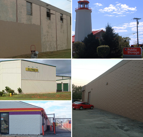 Freshly Painted Commercial Buildings in Detroit, MI